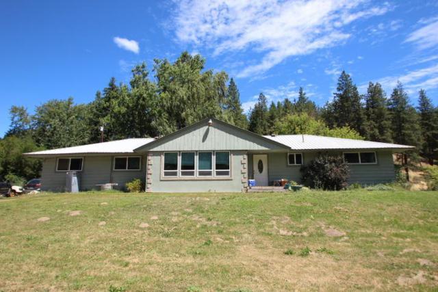 14305 Chumstick Hwy, Leavenworth, WA 98826 (MLS #716411) :: Nick McLean Real Estate Group