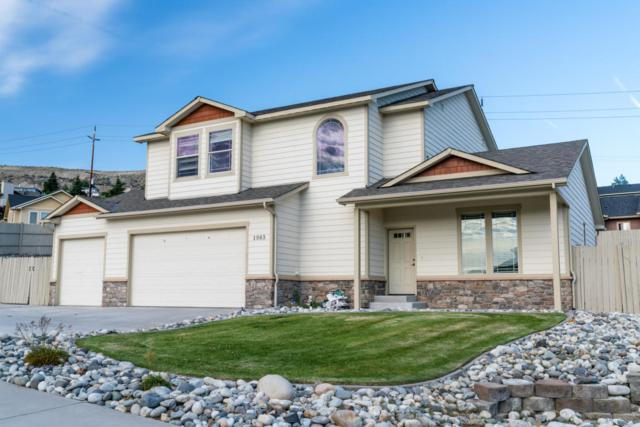 1983 Peach Haven Ct, East Wenatchee, WA 98802 (MLS #716429) :: Nick McLean Real Estate Group