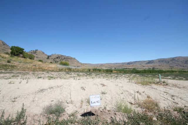 Lot 92 Sunny Brooke Ln, Chelan, WA 98816 (MLS #716473) :: Nick McLean Real Estate Group