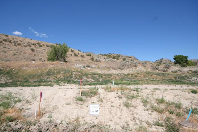 Lot 95 Sunny Brooke Ln, Chelan, WA 98816 (MLS #716476) :: Nick McLean Real Estate Group