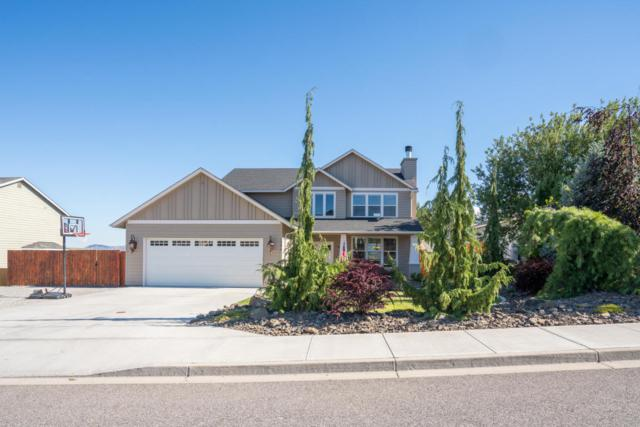 2296 Canyon Hills Dr, East Wenatchee, WA 98802 (MLS #716478) :: Nick McLean Real Estate Group