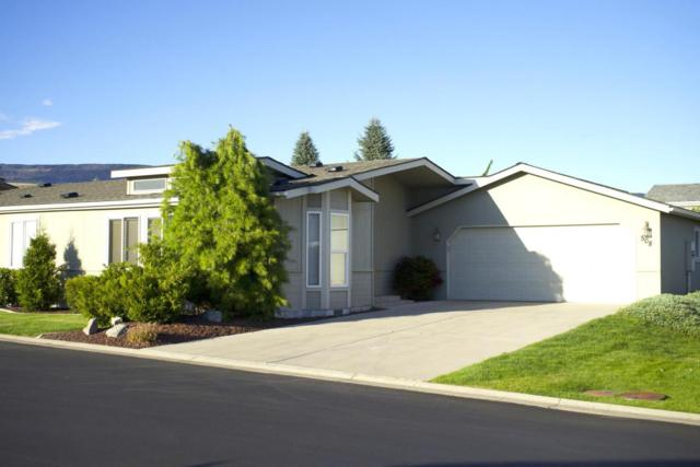 508 Nahalee Dr, East Wenatchee, WA 98802 (MLS #716481) :: Nick McLean Real Estate Group