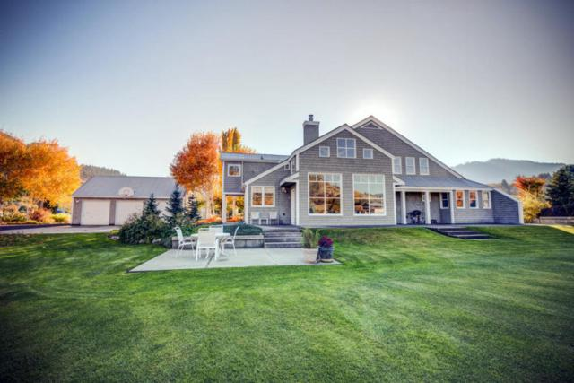 7690 Stines Hill Rd, Cashmere, WA 98815 (MLS #716708) :: Nick McLean Real Estate Group