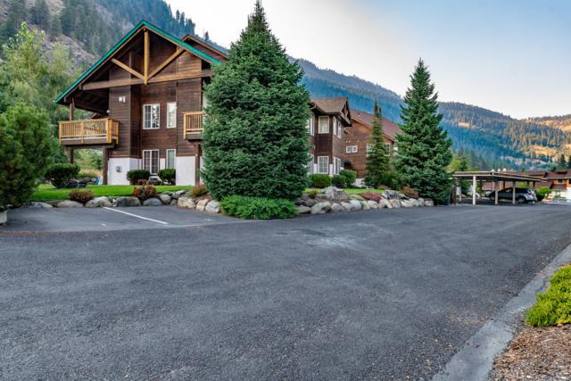 340 Prospect St C-2, Leavenworth, WA 98826 (MLS #717051) :: Nick McLean Real Estate Group