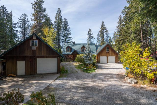 2466 Salal Dr, Leavenworth, WA 98826 (MLS #717321) :: Nick McLean Real Estate Group