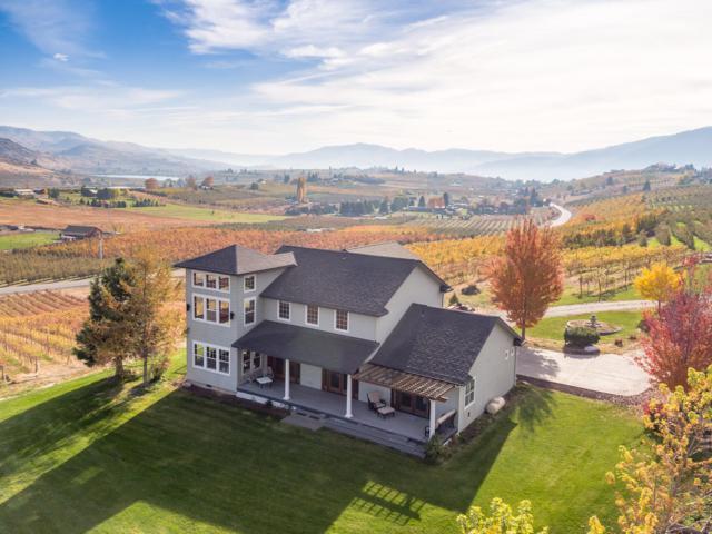 75 Lookout Ridge Ln, Manson, WA 98831 (MLS #717397) :: Nick McLean Real Estate Group