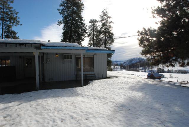 418 Antoine Creek Rd, Chelan, WA 98816 (MLS #717683) :: Nick McLean Real Estate Group
