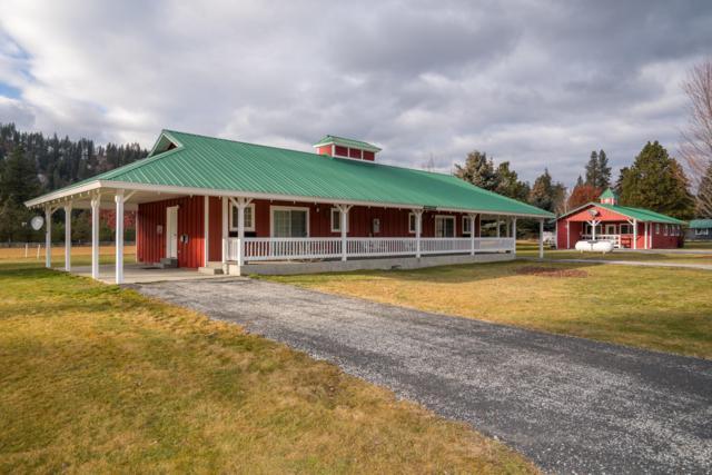 18688 Alpine Acres Rd, Leavenworth, WA 98826 (MLS #717731) :: Nick McLean Real Estate Group