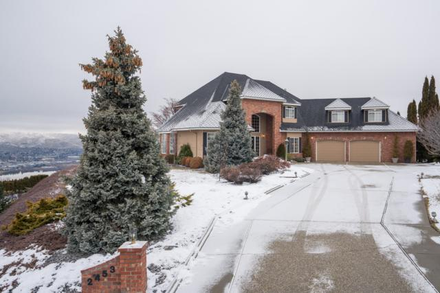 2453 Twin Peaks Vw, East Wenatchee, WA 98802 (MLS #717780) :: Nick McLean Real Estate Group