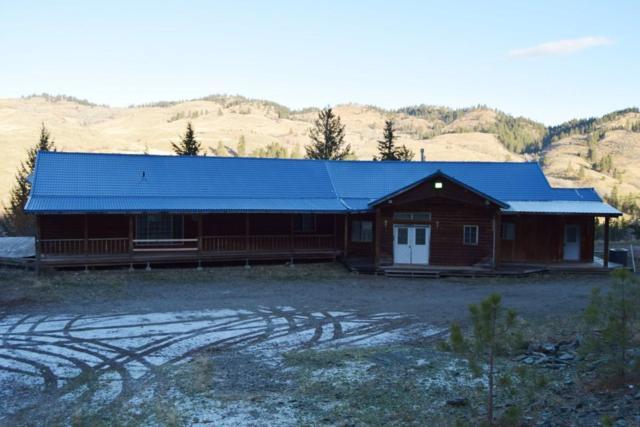1214 B Pine Creek Rd, Tonasket, WA 98855 (MLS #717781) :: Nick McLean Real Estate Group