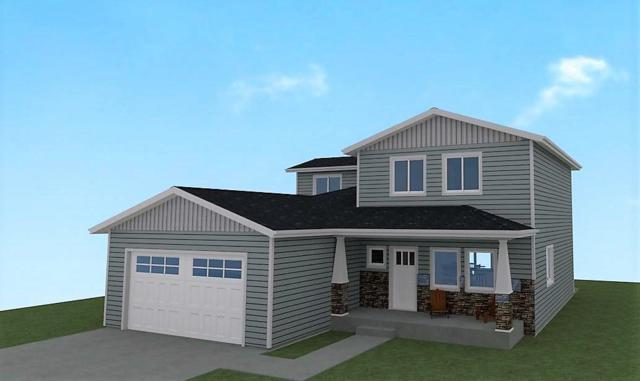 9976 Saska Way Lot 16, Entiat, WA 98822 (MLS #717943) :: Nick McLean Real Estate Group