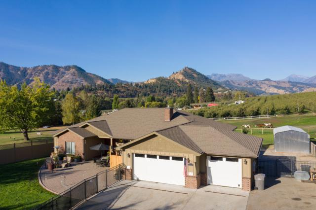 6310 Hay Canyon Rd, Cashmere, WA 98815 (MLS #718174) :: Nick McLean Real Estate Group