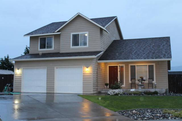245 Derby Ct, East Wenatchee, WA 98802 (MLS #718628) :: Nick McLean Real Estate Group