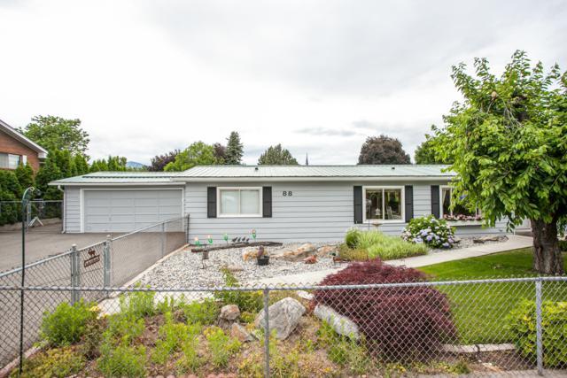 88 N Hanford Ave, East Wenatchee, WA 98802 (MLS #718653) :: Nick McLean Real Estate Group