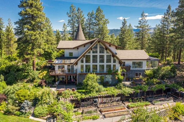 9345 Mountain Home Rd, Leavenworth, WA 98826 (MLS #718978) :: Nick McLean Real Estate Group