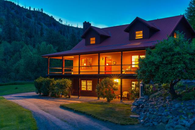 7280 Olalla Canyon Rd, Cashmere, WA 98815 (MLS #719029) :: Nick McLean Real Estate Group