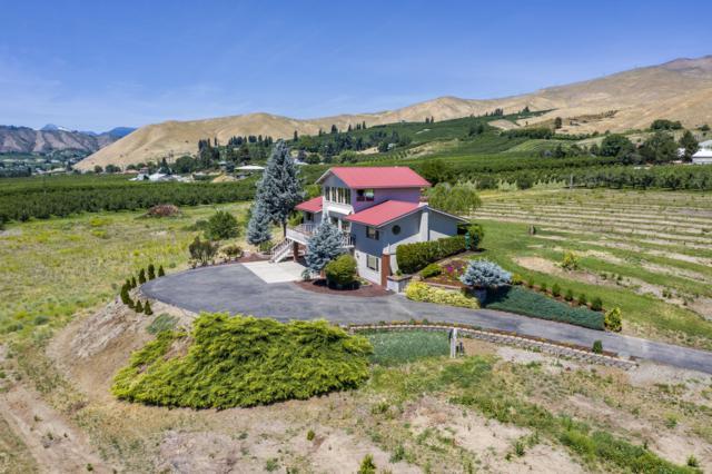 2004 Lower Monitor Rd, Wenatchee, WA 98801 (MLS #719308) :: Nick McLean Real Estate Group