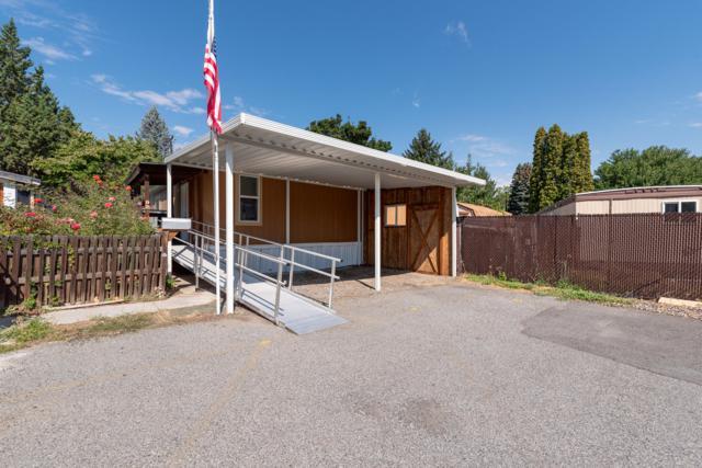 1130 Maple St #92, Wenatchee, WA 98801 (MLS #719334) :: Nick McLean Real Estate Group