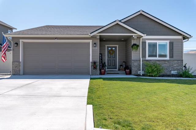 2228 Treat St, East Wenatchee, WA 98802 (MLS #719525) :: Nick McLean Real Estate Group