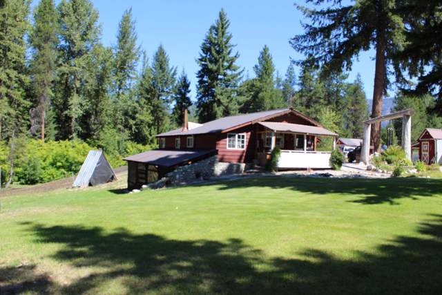22 Lazy Days Ln, Leavenworth, WA 98826 (MLS #719576) :: Nick McLean Real Estate Group