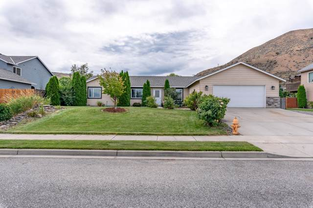 545 Chrisand Ln, Wenatchee, WA 98801 (MLS #719605) :: Nick McLean Real Estate Group