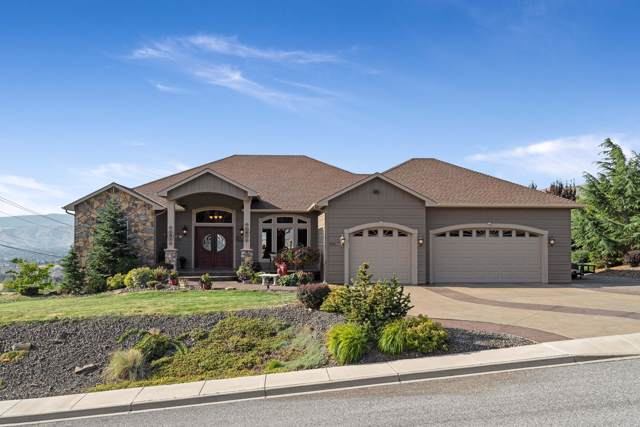 905 Golden Crest Dr, Wenatchee, WA 98801 (MLS #719612) :: Nick McLean Real Estate Group
