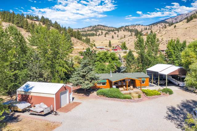 9024 Nahahum Canyon Rd, Cashmere, WA 98815 (MLS #719687) :: Nick McLean Real Estate Group