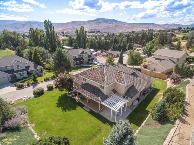 3629 Burchvale Rd, Wenatchee, WA 98801 (MLS #719699) :: Nick McLean Real Estate Group