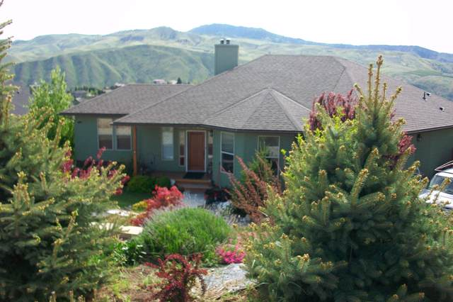 3790 Viewmont Dr, Wenatchee, WA 98801 (MLS #719718) :: Nick McLean Real Estate Group