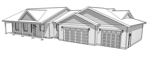 118 Starlight Ave Lot 10, Wenatchee, WA 98801 (MLS #719768) :: Nick McLean Real Estate Group