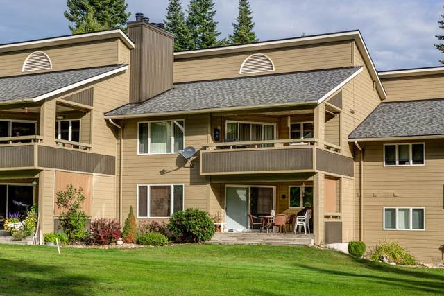 20795 Kahler Dr C6, Leavenworth, WA 98826 (MLS #719780) :: Nick McLean Real Estate Group