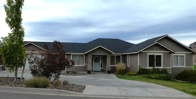 12 Elizabeth Ct, Wenatchee, WA 98801 (MLS #719790) :: Nick McLean Real Estate Group