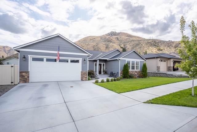 544 Circle St, Wenatchee, WA 98801 (MLS #719837) :: Nick McLean Real Estate Group