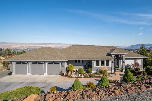 1600 Skyline Dr, Wenatchee, WA 98801 (MLS #720033) :: Nick McLean Real Estate Group