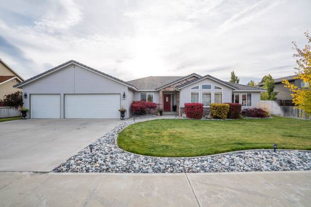 2269 Sunrise Pl, East Wenatchee, WA 98802 (MLS #720053) :: Nick McLean Real Estate Group