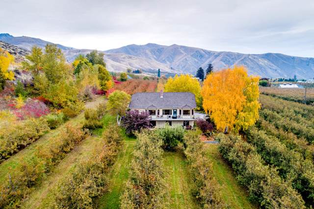 4136 Eels (Lots A & B) Rd, Cashmere, WA 98815 (MLS #720099) :: Nick McLean Real Estate Group