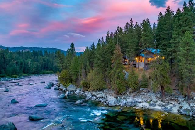 11600 River Bend Dr, Leavenworth, WA 98826 (MLS #720125) :: Nick McLean Real Estate Group