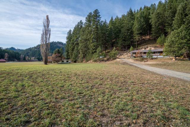 16410 Chumstick Rd, Leavenworth, WA 98826 (MLS #720172) :: Nick McLean Real Estate Group