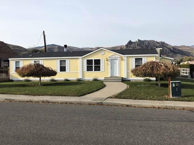 401 Ridgeview Loop Dr, Wenatchee, WA 98801 (MLS #720195) :: Nick McLean Real Estate Group