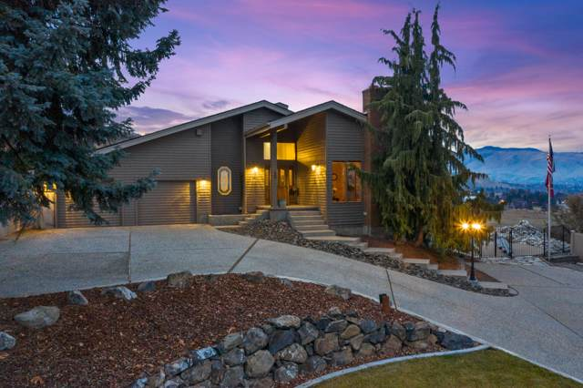 1922 Rocklund Dr, Wenatchee, WA 98801 (MLS #720199) :: Nick McLean Real Estate Group