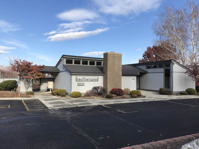 1310 Castlerock Ave #13, Wenatchee, WA 98801 (MLS #720201) :: Nick McLean Real Estate Group