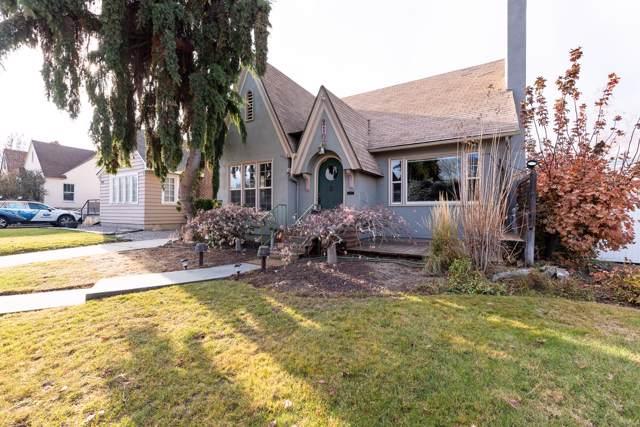 210 N Franklin Ave, Wenatchee, WA 98801 (MLS #720231) :: Nick McLean Real Estate Group