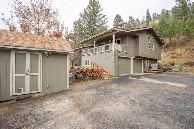 4113 Mission Creek Rd, Cashmere, WA 98815 (MLS #720270) :: Nick McLean Real Estate Group