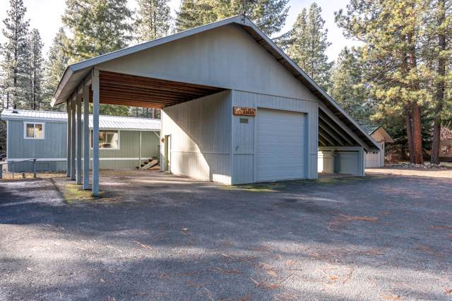 21210 Stetson Rd, Leavenworth, WA 98826 (MLS #720276) :: Nick McLean Real Estate Group