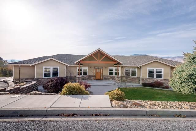 1325 Mountain Vista, Wenatchee, WA 98801 (MLS #720296) :: Nick McLean Real Estate Group