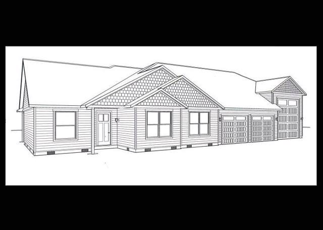 97 Starlight Ave Lot #5, Wenatchee, WA 98801 (MLS #720334) :: Nick McLean Real Estate Group