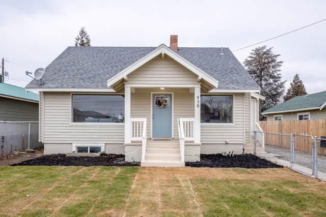 930 Orondo Ave, Wenatchee, WA 98801 (MLS #720342) :: Nick McLean Real Estate Group