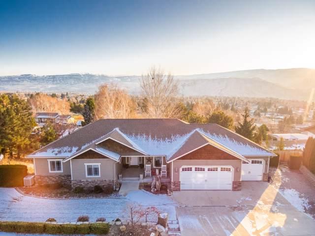 1806 10th Pl, East Wenatchee, WA 98802 (MLS #720344) :: Nick McLean Real Estate Group