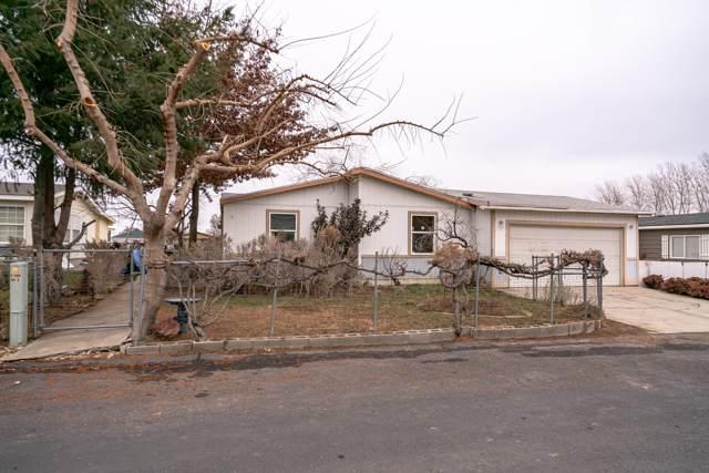 1611 S Methow St #38, Wenatchee, WA 98801 (MLS #720359) :: Nick McLean Real Estate Group