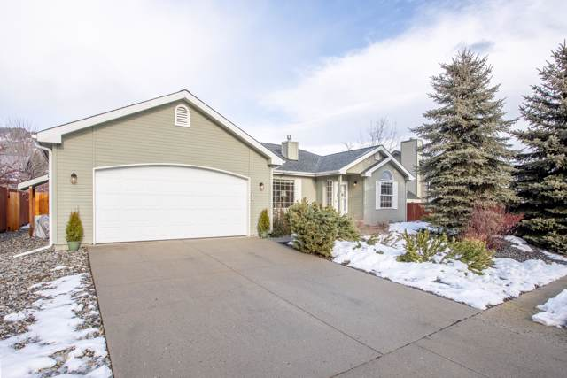 316 Meadow Dr, Leavenworth, WA 98826 (MLS #720462) :: Nick McLean Real Estate Group